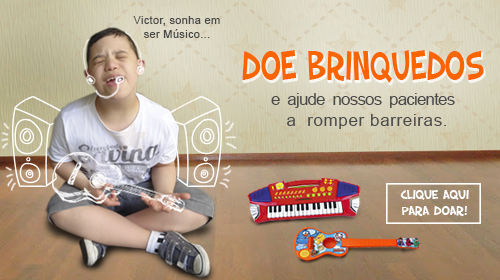 Doe Brinquedos - Brechó Solidário Mercatudo Casas André Luiz - Bazar Beneficente - Dia das Crianças